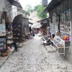 Ruelle Mostar
