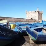 Bateaux - Essaouira