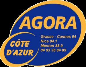 LOGO AGORA FM