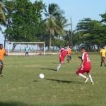 Match de foot Tortuguero