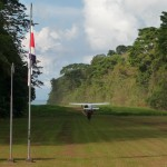Parc du Corcovado - la Sirena piste d'aterrissage