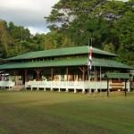 Parc du Corcovado - camp de Rangers la Sirena