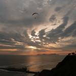 Lima - Promenade du bord de mer à Miraflores