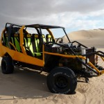 Huacachina - Notre tour de Buggy