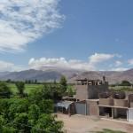 Nazca - La vue de chez Edgardo