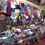 Cuzco - un vendeur bien fatigué