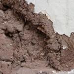 Cuzco - murs en boue et en paille