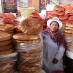 Cuzco - pains au marché