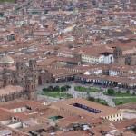 Cuzco - place des armes
