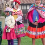 Cuzco  habits traditionnels