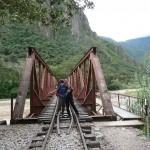 Sur la route pour le Machu Picchu