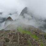 Machu Picchu - le jour se lève