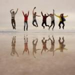 Salar d'Uyuni - Photo de groupe