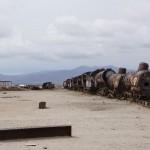 Uyuni - Cimetière de trains