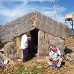 Titicaca - maison de Fredi
