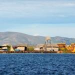 Titicaca - ile flottante