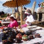 Titicaca - vente de produits artisanaux