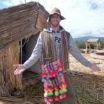 Titicaca - habits traditionnels