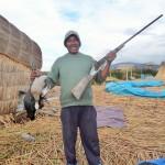 Titicaca - Fredi le chasseur