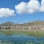 Puno vu du lac Titicaca