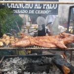 Arequipa - asado de porc