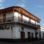 Arequipa - style colonial