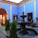 Arequipa - patio
