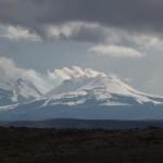 Canyon del Colca - volcan actif
