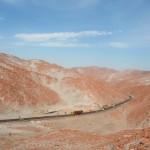 Sur la route de Tacna