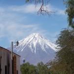 San Pedro de Atacama - Volcan