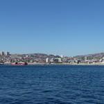 Valparaiso - Vue de la mer