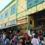 Valparaiso - Marché central