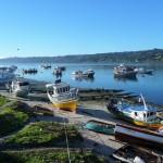 Dalcahué - Port