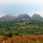 Carretera Austral - Montagne