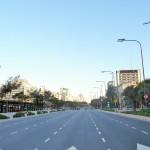 Buenos Aires - plus large avenue du monde