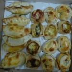 Empanadas à foison