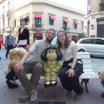 Buenos Aires - photo avec Mafalda