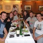 Buenos Aires - Restaurant entre amis