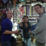 Salta -  Les apprentis négociants au marché