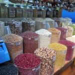 Saõ Paolo - Haricots au marché