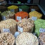 Saõ Paolo - Noix au marché