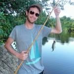 Pantanal - Pêche aux piranhas