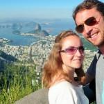 Rio - Vue depuis le Corcovado
