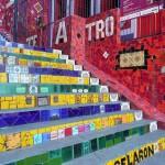Rio - Escaliers Selaron
