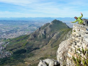 Capetown - Table montain