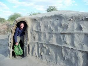 Habitation Maasaï