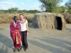Village Maasaï