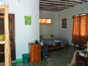 Zanzibar - bungalow