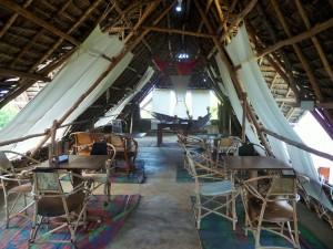 Zanzibar - restaurant