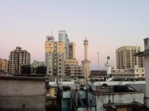 Les minarets de Dar